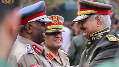 صورة المدعي العام العسكري التابع للوفاق يأمر بالقبض على حفتر