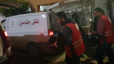 Photo of انتشال 4 جثث مجهولة بمنطقة وادي الحي