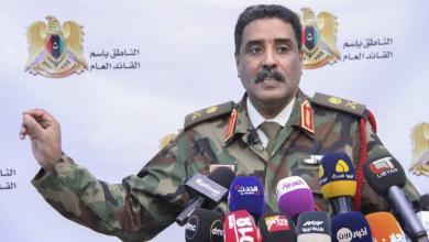 "Photo of المسماري: ضربات موجعة ""للإرهابيين"" بتخوم طرابلس"