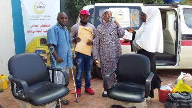 مركز الطب الميداني والدعم يُواصل مهامه لإنقاذ المدنيين