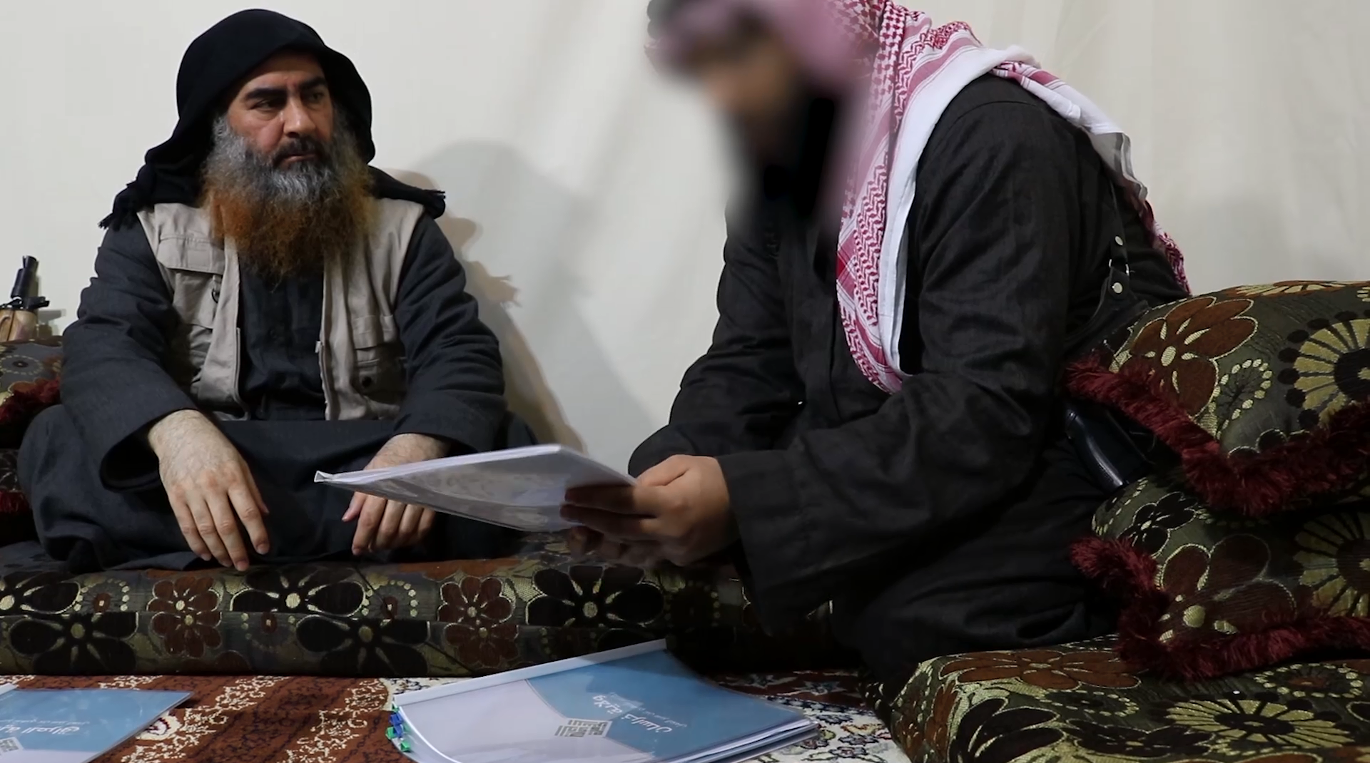 هل يختبئ زعيم داعش الإرهابي في ليبيا؟