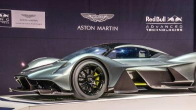 "Photo of ""أستون مارتن"" تكشف أولى سياراتها الكهربائية"