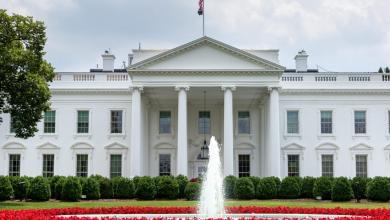 البيت الأبيض - ارشيفية
