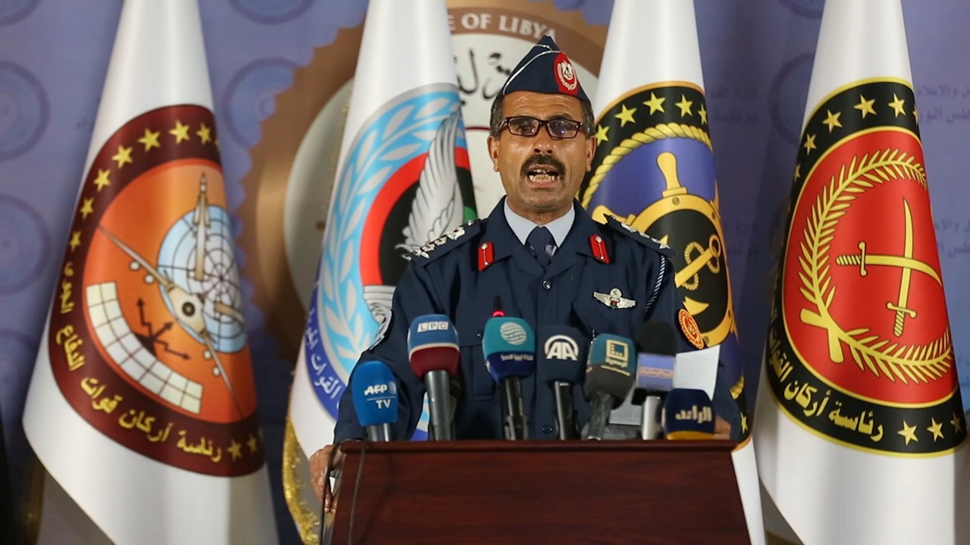 العقيد طيار محمد قنونو