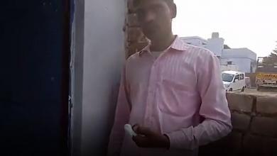 Photo of هندي يقطع جزءا من جسده لسبب غريب
