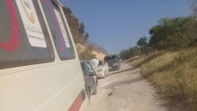Photo of جهود إغاثة المحاصرين بطرابلس.. متواصلة