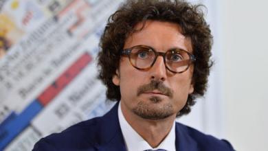 وزير النقل والبنية التحتية الإيطالي دانيلو تونينيللي