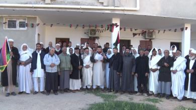 صورة مكونات الزنتان تؤيد عمليات طرابلس