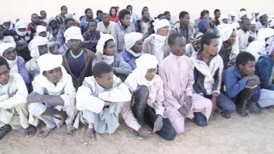 Photo of تحرير 187 شخصا من قبضة عصابة تشادية