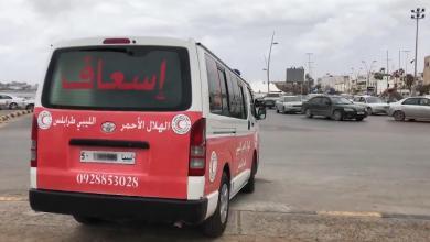 Photo of إخلاء أُسر عالقة بين نيران الاشتباكات بطرابلس