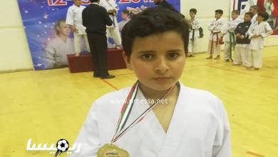 اللاعب الليبي فتحي الطالبي
