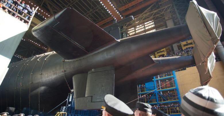 الغواصة الروسية بيلغورود