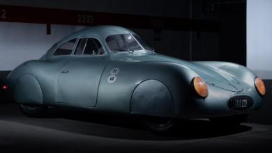 Photo of أقدم سيارة بورش في التاريخ للبيع