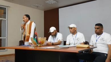 Photo of إقامة قرعة دوري التسامح في نادي الوفاق