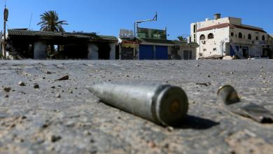 Photo of اشتباكات في وادي الربيع ومحيط الخلة