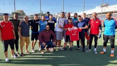 Photo of شبل الأهلي بنغازي في ضيافة نادي الاتحاد