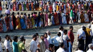 Photo of إغلاق مكاتب اقتراع الانتخابات التشريعية الهندية