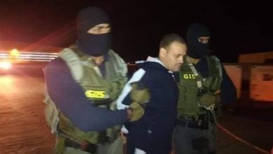 """صورة القيادة العامة تُسلّم الإرهابي """"عشماوي"""" لمصر"""