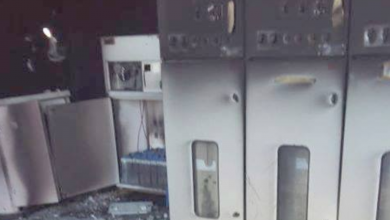 Photo of الكهرباء: أضرار خطيرة بمحطة مفرق السواني