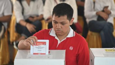 Photo of تأهب أمني في إندونيسيا قبيل إعلان نتائج الانتخابات