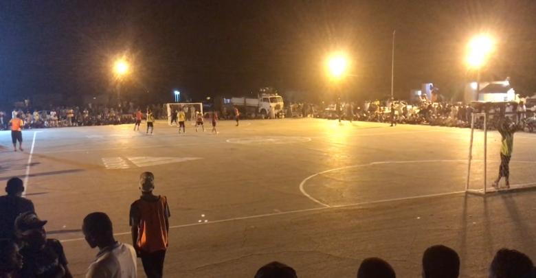 انطلاق دوري خماسيات كرة القدم بالبركت - غات