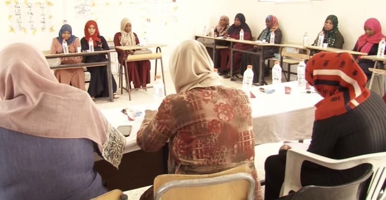إجتماع تأسيسي للإتحاد النسائي تراغن