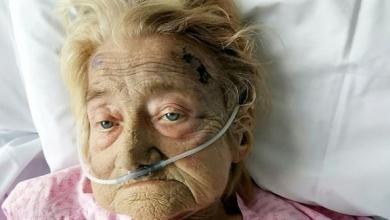 صورة ضُرِبت حتى الموت بسبب شخيرها