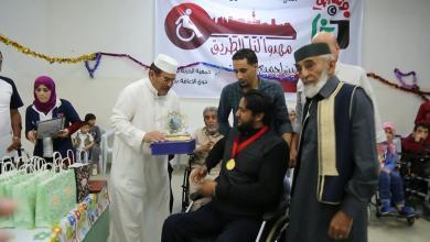 Photo of احتفالات بأبطال جمعية الحرية لذوي الإعاقة