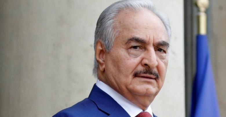 المشير خليفة حفتر القائد العام للجيش الوطني