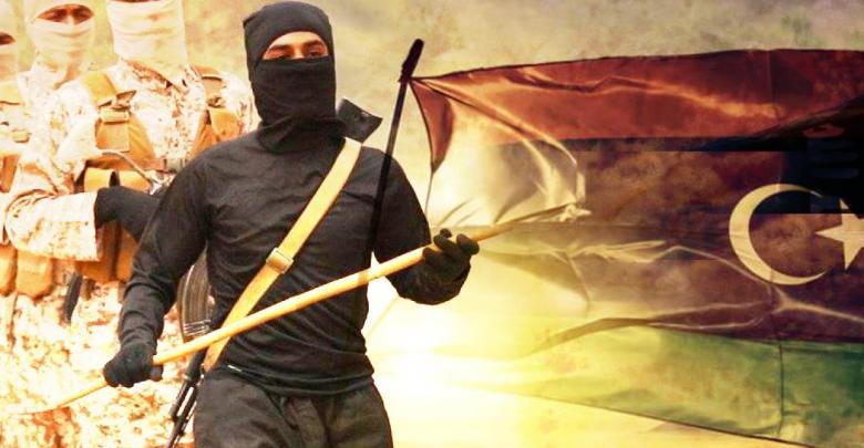 داخلية الوفاق تضبط قيادي داعشي وتتهم الجيش بالتعاون مع إرهابيين