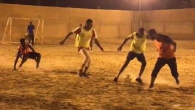 Photo of أجواء حماسية تسود دوري التسامح في غات