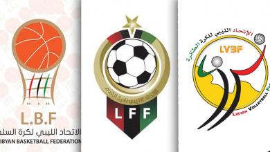 Photo of تأجيلات بالجملة وشلل شبه كامل للرياضة الليبية