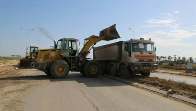 Photo of نهاية أزمة النظافة في بنغازي
