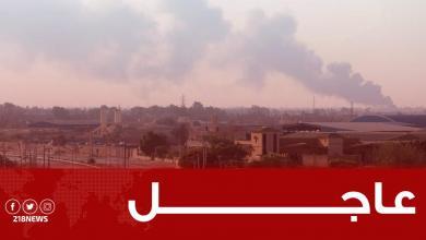 Photo of قذائف عشوائية تتساقط على مرافق حيوية ببن غشير