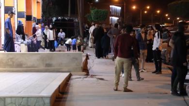 """""""جولة رمضانية"""" في غريان بعد دخول الجيش الوطني.. صور"""