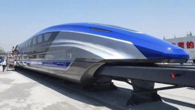 """صورة الصين تستعد لإنتاج قطار """"أسرع من الطائرات"""""""