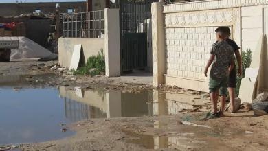 """Photo of """"كارثة بيئية"""" تهدد منطقة المساكن في بنغازي"""