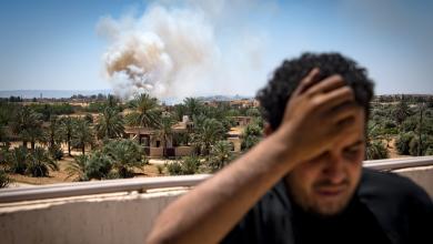 """Photo of الفيسبوك تحوّل إلى مقبرة.. شباب طرابلس يحكون """"وجع الحرب"""""""