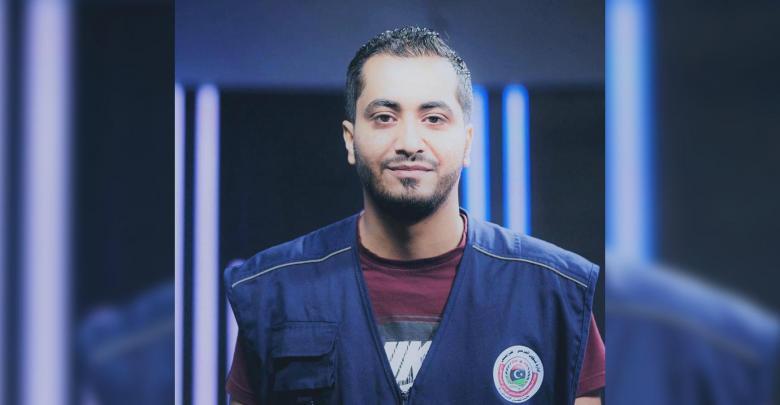 المتحدث باسم مركز الطب الميداني والدعم في طرابلس مالك مرسيط