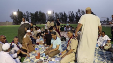 Photo of مأدبة إفطار جماعي بنادي اللبة الرياضي