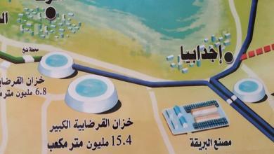 Photo of النهر الصناعي: حل أزمة المياه بسرت خلال أسبوع