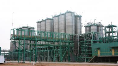 "Photo of وصول مواد كيمياوية لـ""مصنع الايثيلين"" براس لانوف"