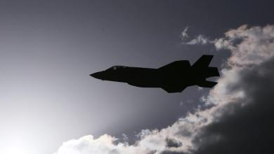 صورة واشنطن قد تعلق تدريب الطيارين الأتراكعلى مقاتلات إف-35