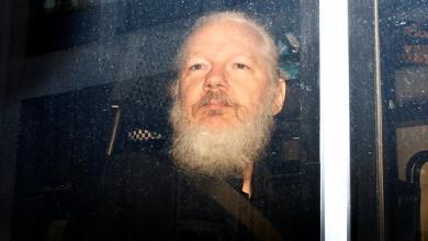 Photo of أسانج لا يمثل أمام القضاء البريطاني