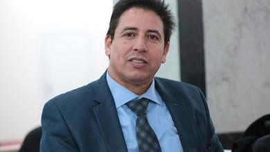 عضو مجلس النواب ورئيس لجنة الخارجية بالمجلس يوسف العقوري