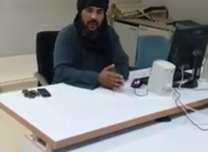 """صورة """"احنيش"""": الوفاق """"نكثت"""" عهدها بإطلاق سراح """"شقيقي"""""""
