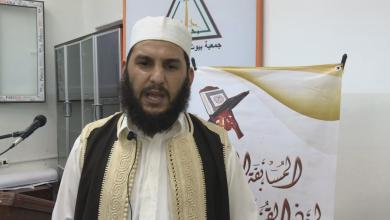 احتفالية بمناسبة ختام مسابقة قرآنية في صرمان