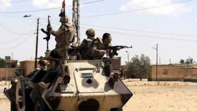 Photo of مصر تعلن مقتل 12 إرهابيا في مداهمتين