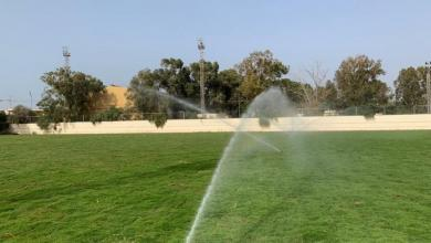 Photo of ملعب الزقوزي يفتتح بحلة جديدة