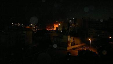 """Photo of محطات كهربائية """"مدمرة"""" بسبب اشتباكات """"طرابلس"""""""